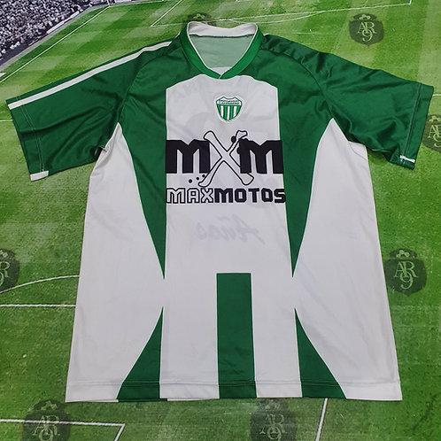 Camiseta Deportivo LaFerrere 52 años