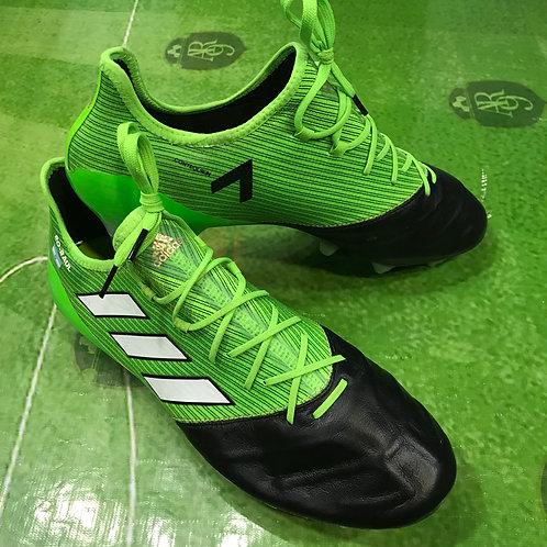 Botines Adidas X 17.1 Leather Geronimo Rulli Talle 11us