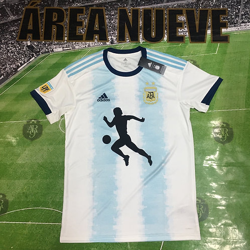 Camiseta AFA Homenaje a Maradona 2020