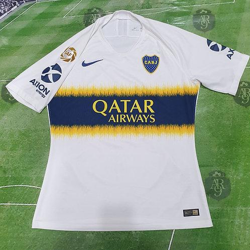 Camiseta Alternativa Boca Juniors 2018 #4 Buffarini
