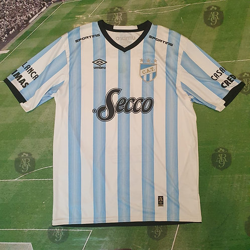 Camiseta Titular Atlético Tucumán 2017/18 #9