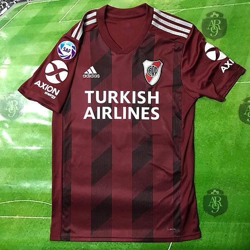 Camiseta River Plate Alternativa Bordo 2019