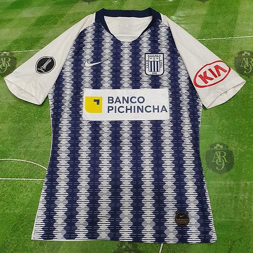 Camiseta Alianza Lima Copa Libertadores 2019 #9 M. Affonso