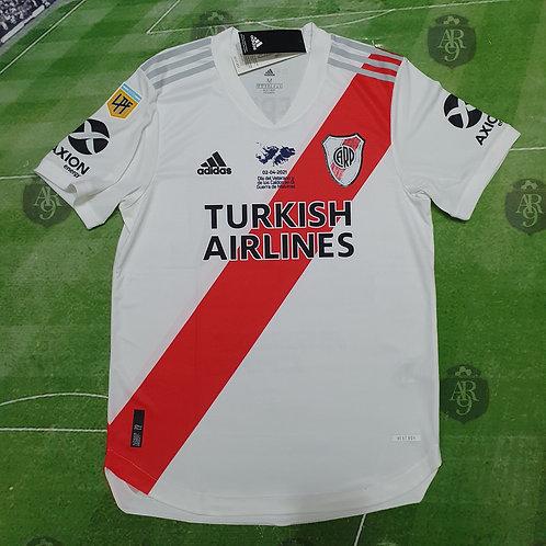 Camiseta Homenaje Malvinas River Plate 2021