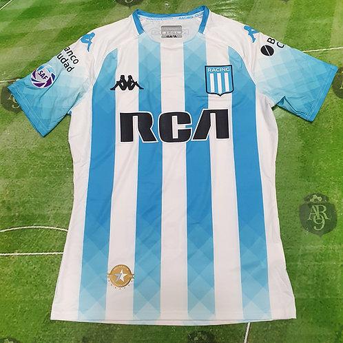 Camiseta Titular Racing Club Slim Fit 2018/19 #6 Orban