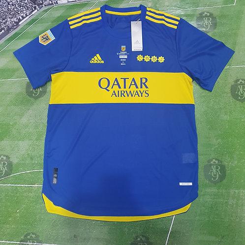 Camiseta HeatReady Boca Juniors SuperClásico 2021