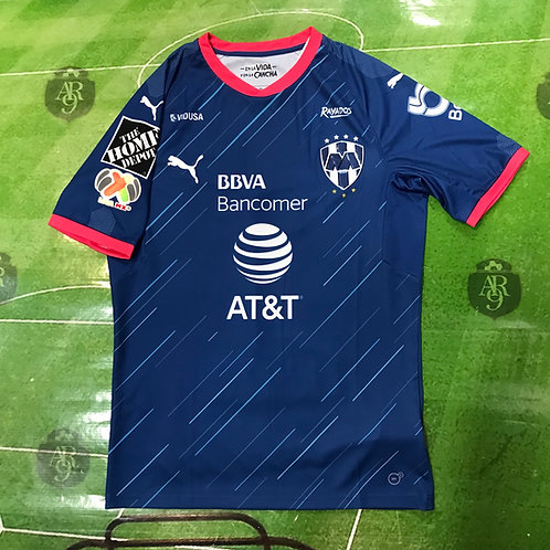 Camiseta Rayados de Monterrey Alternativa 2019