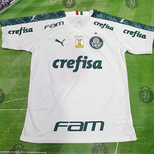 Camiseta Alternativa Palmeiras 2019 #15 G. Gomez
