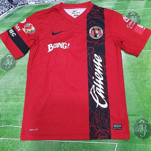 Camiseta Titular Tijuana 2013/14 #18 Benedetto