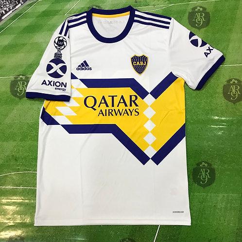 Camiseta Boca Juniors Alternativa Copa Superliga 2020