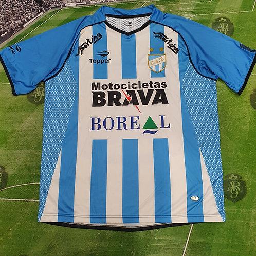 Camiseta Titular Atlético Tucuman 2011 #5