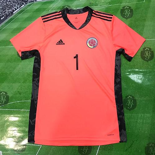 Camiseta Arquero Selección Colombia 2020/21