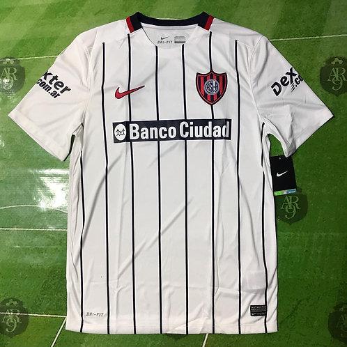 Camiseta San Lorenzo 2015 Alternativa
