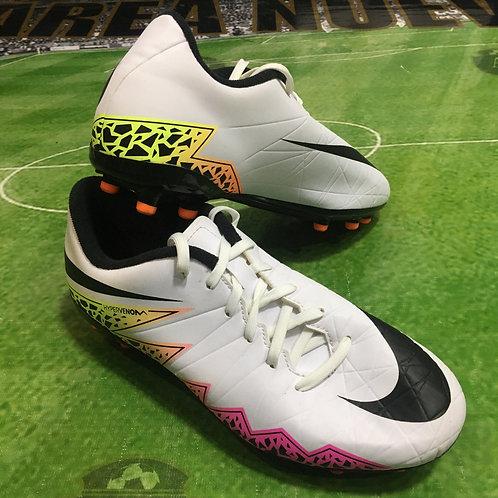 Botines niño Nike Junior Hypervenom Phelom Ii FG Talle 6 US