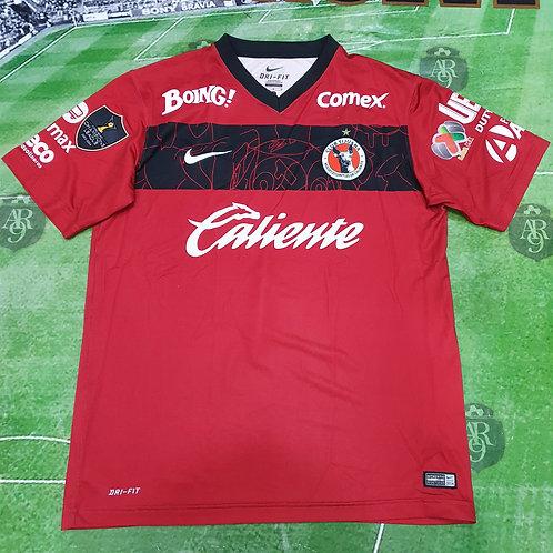 Camiseta Titular Tijuana Concachampions 2013 #4 Pellerano