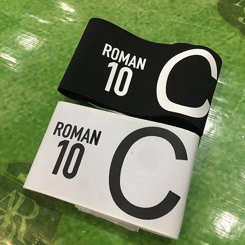 Cinta Capitan Boca Juniors 10 Román