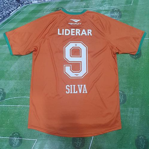 Camiseta Alternativa Banfield 2016 #9 Silva
