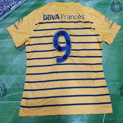 Camiseta Alternativa Boca Juniors 2016 #9