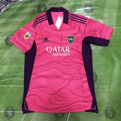 Camiseta Arquero Boca Juniors 2021/22