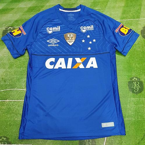Camiseta Titular Cruzeiro 2018 #21 Mancuello