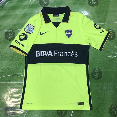 Camiseta Boca Juniors Alternativa 2014