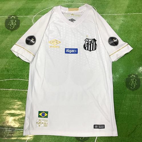Camiseta Santos Titular 2018/19