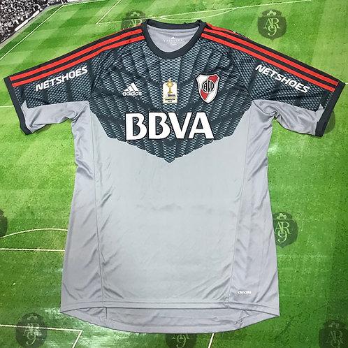 Camiseta Arquero River Plate Copa Libertadores 2016 #1 Barovero