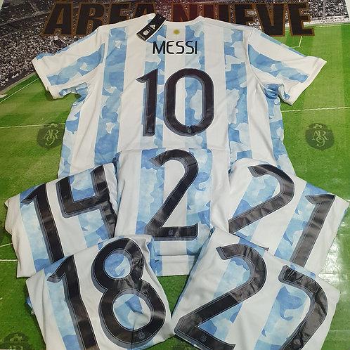 Camiseta Titular AFA 2021