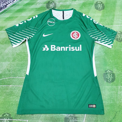 Camiseta Arquero Internacional 2017/18 #12 M. Lomba Verde