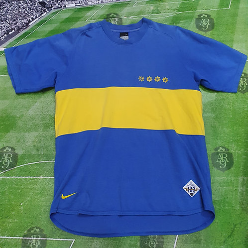 Camiseta Boca Juniors Xentenario Edición 1981