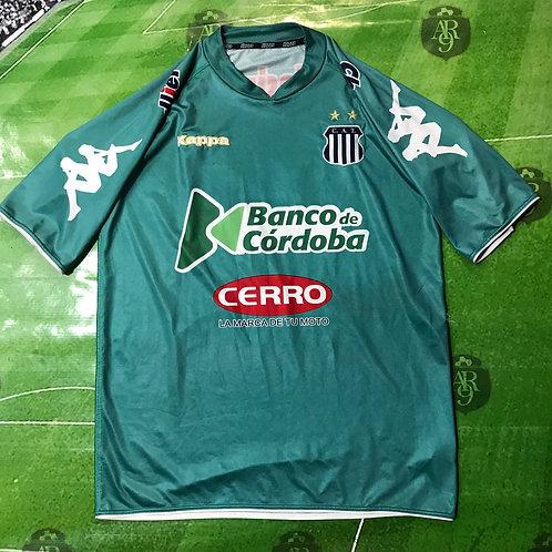 Camiseta Talleres 2008 Alternativa #7