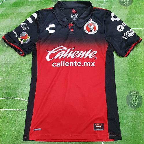 Camiseta Titular Tijuana 2018 #15 D. Perez