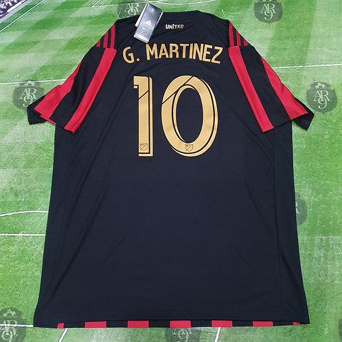 Camiseta Titular Atlanta FC 2019/20 #10 G. Martinez