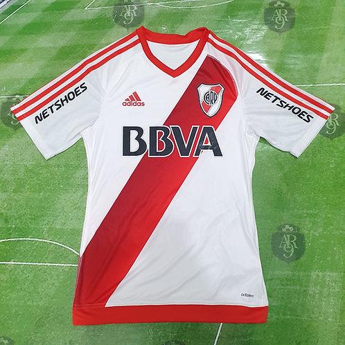 Camiseta Utileria River Plate 2016 #27 L. Gonzalez