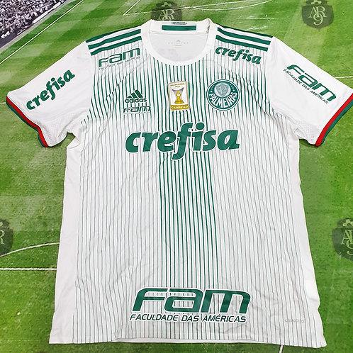 Camiseta Alternativa Palmeiras 2017 #25 Antônio Carlos