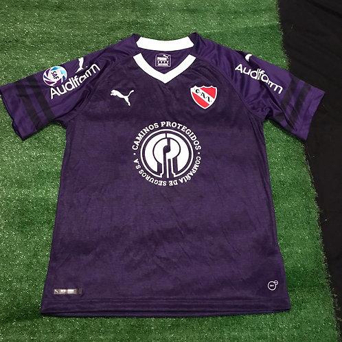 Camiseta Arquero Independiente Violeta Caminos Seguros 2019/20