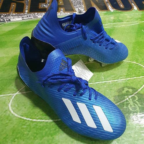 Botines Adidas X 19.1 SG Mutator talle 7US
