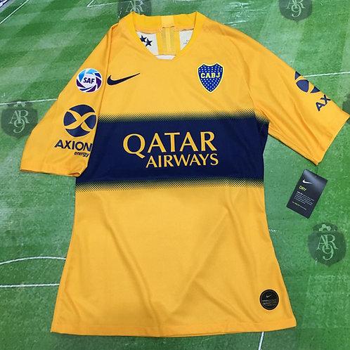 Camiseta Alternativa Boca Juniors 2019