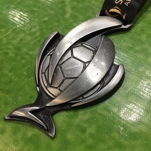 Medalla Supercopa Argentina 2017 Subcampeon