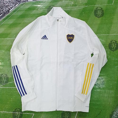 Campera de Presentación Boca Juniors 2020