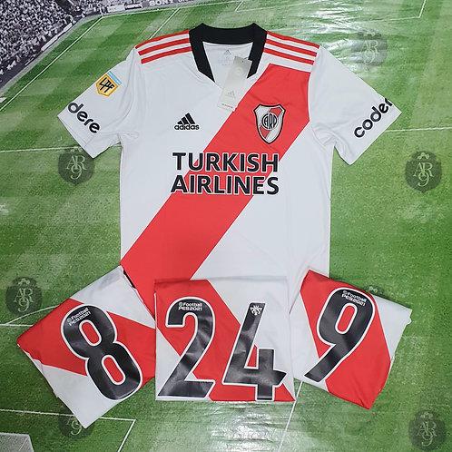 Camiseta Titular AeroReady River Plate 2021/22