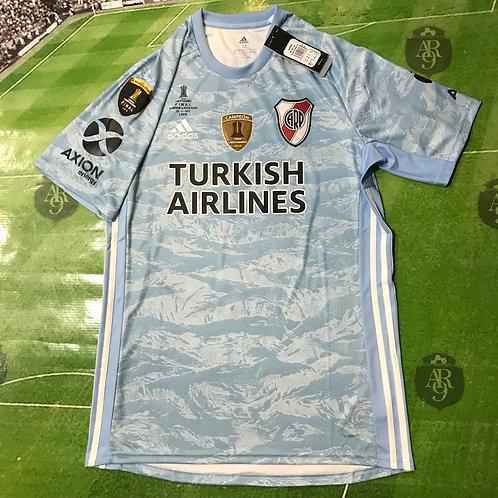 Camiseta Arquero River Plate Final Copa Libertadores 2019