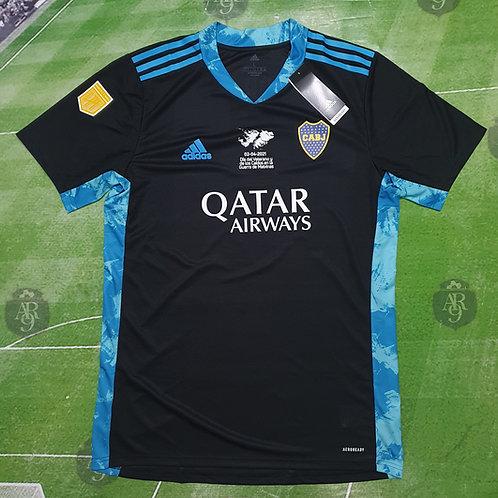 Camiseta Arquero Boca Juniors Homenaje a Malvinas 2021