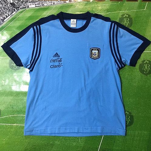 Camiseta Seleccion Argentina 2011/12