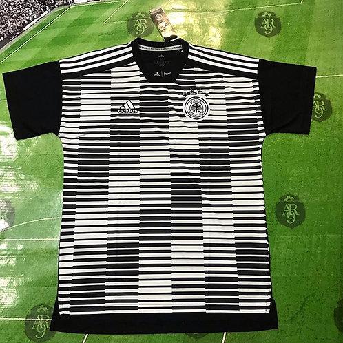 Camiseta Pre Match Selección Alemania 2018