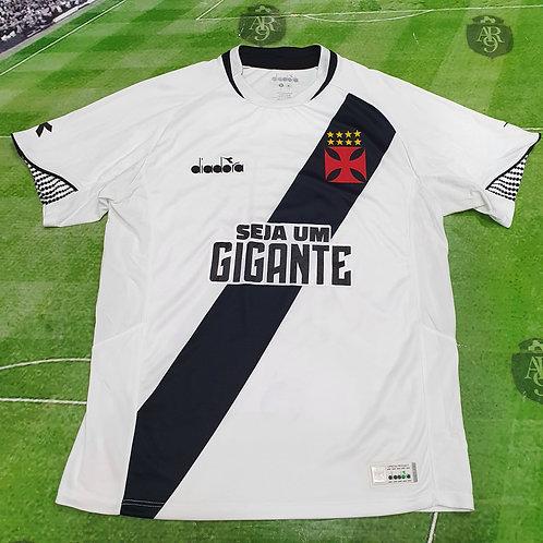 Camiseta Titular Vasco Da Gama 2019 #5 Desabato