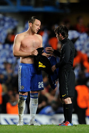 John+Terry+Chelsea+FC+v+Barcelona+UEFA+C