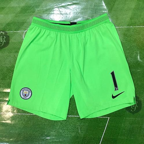 Short Arquero Manchester City 2017/18