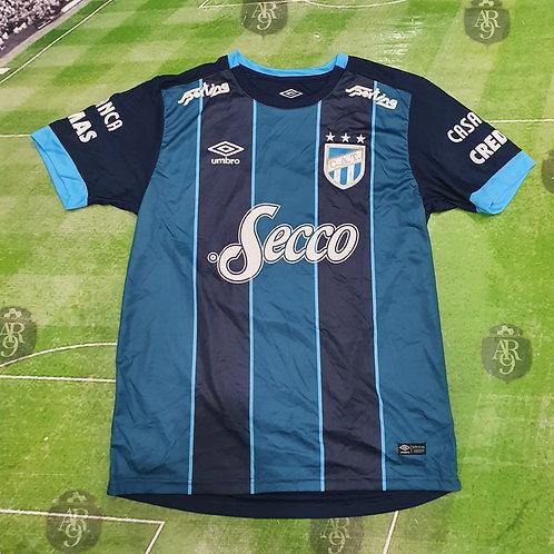 Camiseta Alternativa Atlético Tucuman 2016/17 #8 Acosta