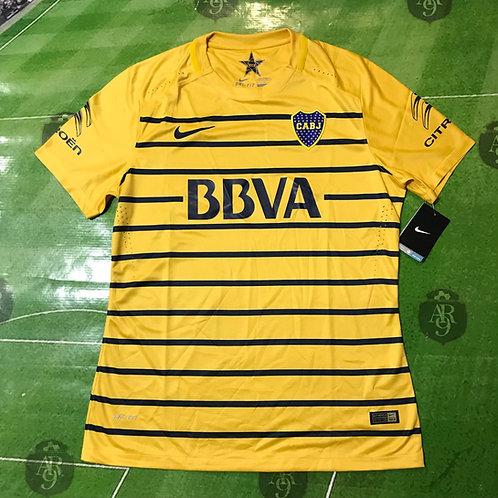 Camiseta Boca Juniors Alternativa 2016